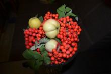 Невеженская рябинка и яблочки